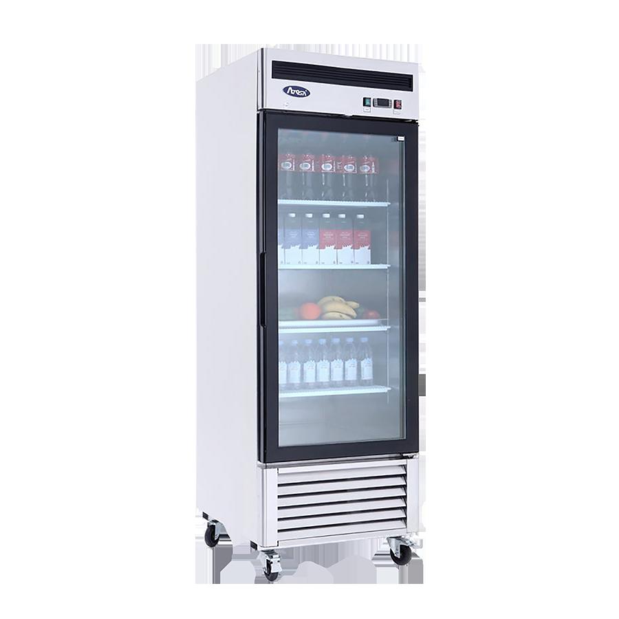 Refrigerator, Merchandiser