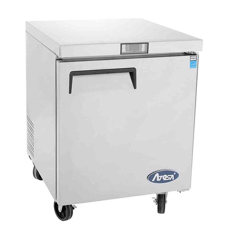 Refrigerator, Undercounter