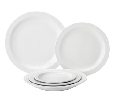 Tableware Solutions - Pure White