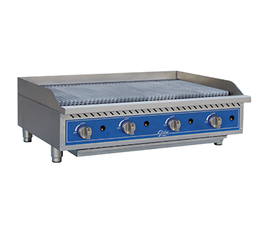 Charbroiler - Stainless Steel