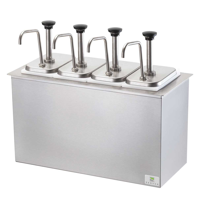 Chilled & Non-Chilled Serving Stations
