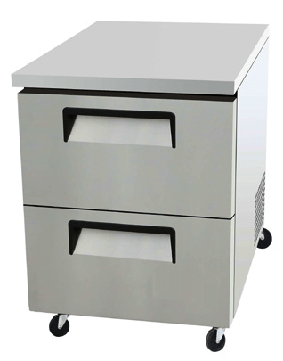 Undercounter & Worktop Refrigerators