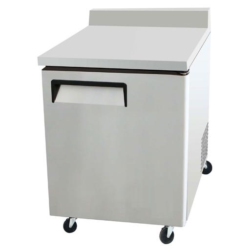 Worktop Refrigerators with Doors